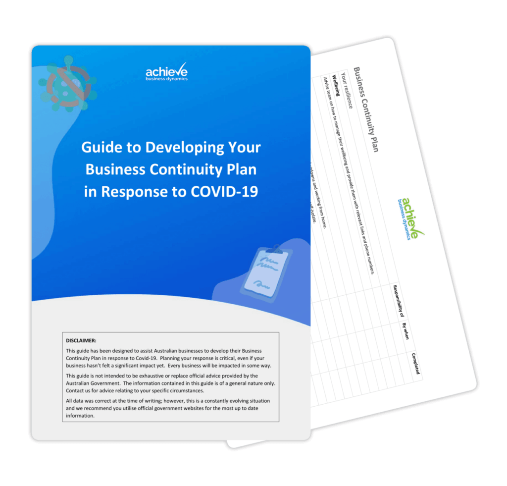 Business Continuity Plan 2